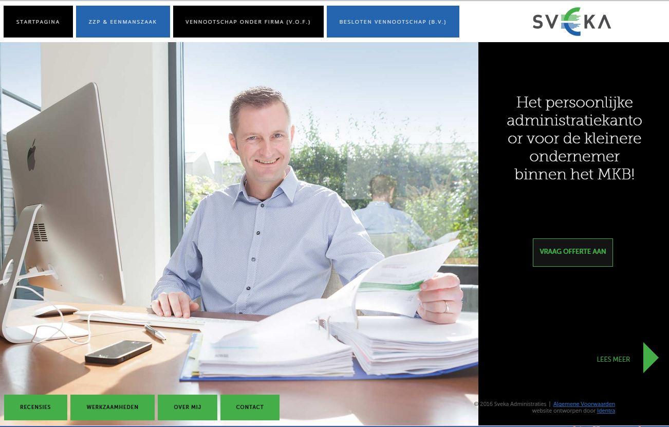 Sveka website