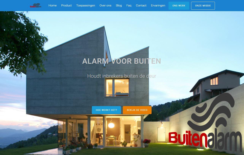 Website Buitenalarm